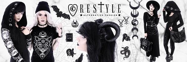 RESTYLE - gotyckie i alternatywne klimaty w metalRoute!