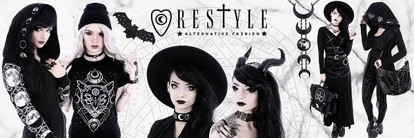 RESTYLE - moda gotycka i alternatywna w metalRoute!
