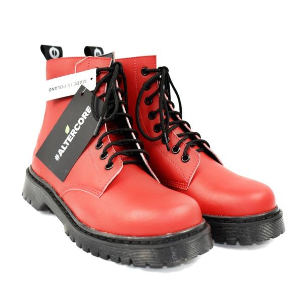 Nowe buty rockowe i glany z ALTERCORE w metalRoute!