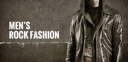 Men's Rock Fashion