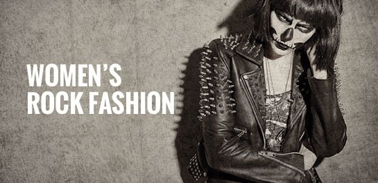 Women's Rock Fashion