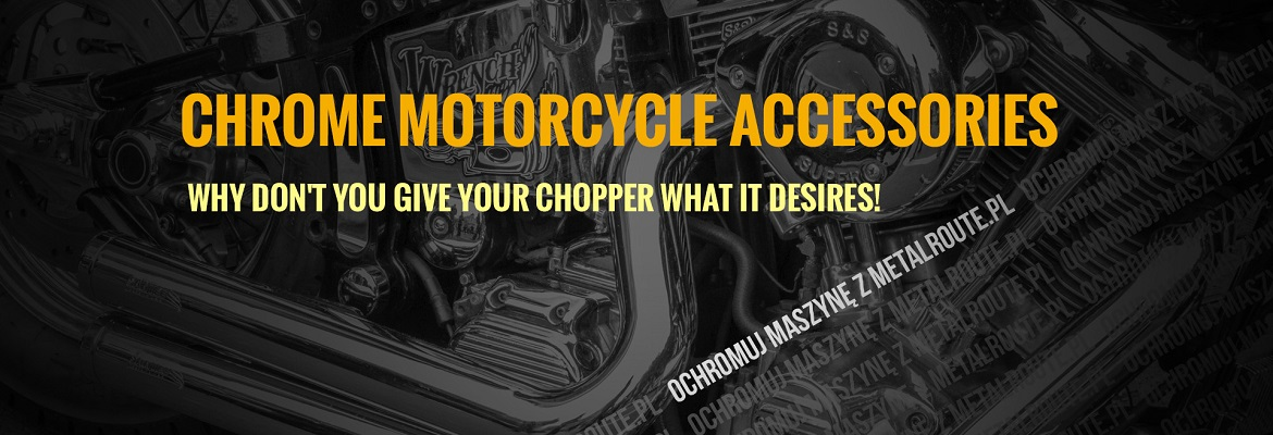 Chrome Motorcycle Accessories
