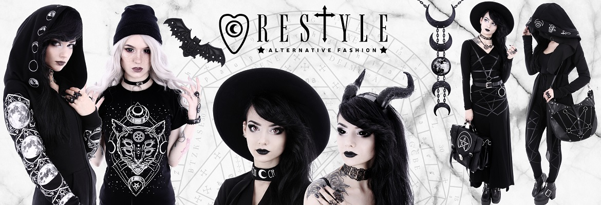 Restyle rocka and alternative fashion