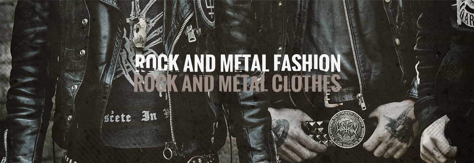 Rock and Metal Fashion