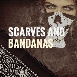 Scarves And Bandanas - metalRoute