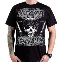 Short sleeve T-Shirt BLACK HEART RACERS