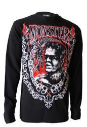 long sleeve T-Shirt DARKSIDE MONSTER FRANK