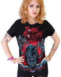short sleeve T-Shirt DARKSIDE APOCALYPSE