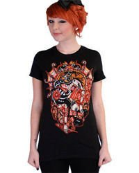 short sleeve T-Shirt DARKSIDE BROKEN DOLL
