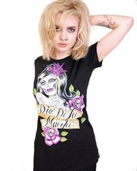 short sleeve T-Shirt DARKSIDE DIA DE LOS MUERTOS