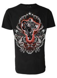 short sleeve T-Shirt DARKSIDE EVIL KNIEVEL