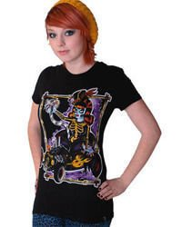 short sleeve T-Shirt DARKSIDE HOT ROD