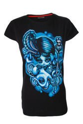 short sleeve T-Shirt DARKSIDE LOVELY BUBBLY