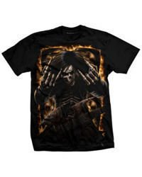 short sleeve T-Shirt DARKSIDE ROCK STAR