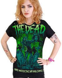 short sleeve T-Shirt DARKSIDE THE DEAD