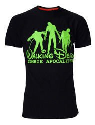 short sleeve T-Shirt DARKSIDE WALKING ZOMBIES