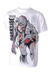 short sleeve T-Shirt DARKSIDE ZOMBIE TARGET