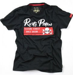 short sleeve T-Shirt RUSTY PISTONS RICHMOND