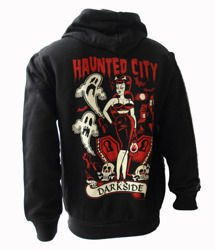 sweatshirt DARKSIDE HAUNTED CITY