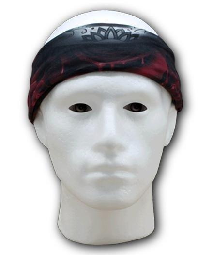 multifunctional face wraps SPIRAL BLOOD ROSE   Brands \ S \ SPIRAL
