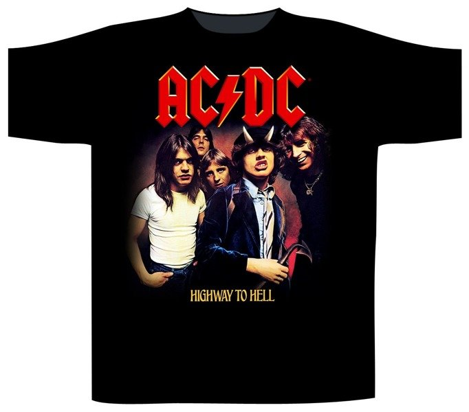 Highway to Hell T-Shirt AC//DC