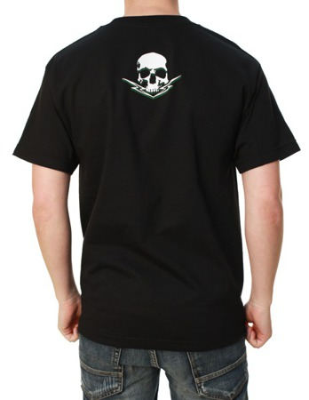 short sleeve T-Shirt OUTLAW THREADZ HARLEYS AND WHISKEYS
