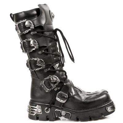 07d060aa1d61 boots NEW ROCK METALLIC M.403-S1