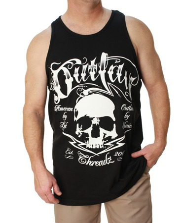 tank top OUTLAW THREADZ TATTO