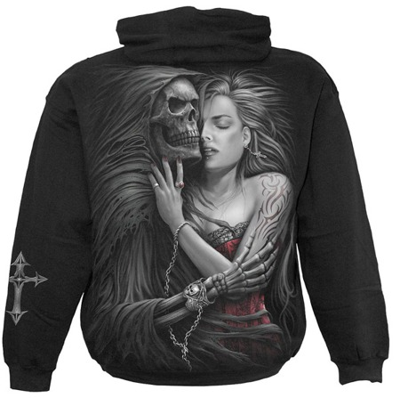 sweatshirt SPIRAL DEATH EMBRACE