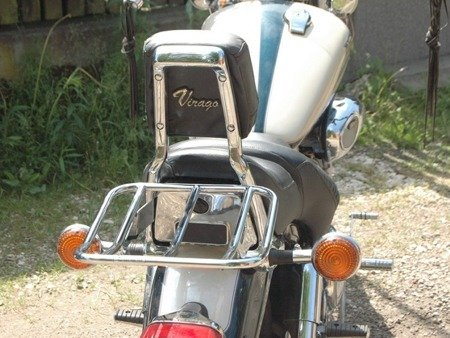 luggage rack MODEL 2 EXTRA/ORG YAMAHA XV 750 VIRAGO
