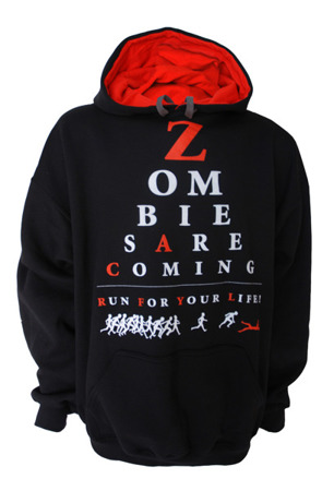 sweatshirt DARKSIDE ZOMBIE SIGHT