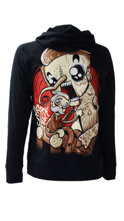 sweatshirt DARKSIDE PINOCCHIO