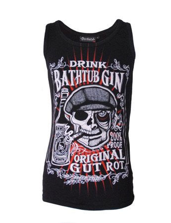 tank top DARKSIDE BATHTUB GIN