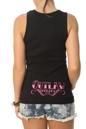 tank top OUTLAW THREADZ DAY OF THE DEAD