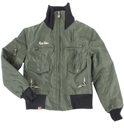 jacket RUSTY PISTONS TERRY D GREEN