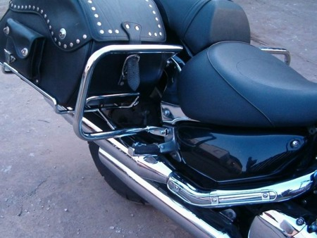 back engine guards STANDARD SUZUKI C 1500 INTRUDER (C90/C90T BOULEVARD)