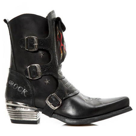 boots NEW ROCK DALLAS M.WST024-S3