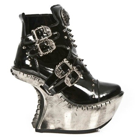 boots NEW ROCK DARK FETISH M.EXT010-C2