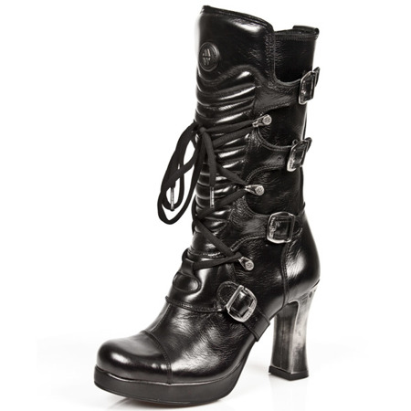 boots NEW ROCK GOTH M.5815-S10