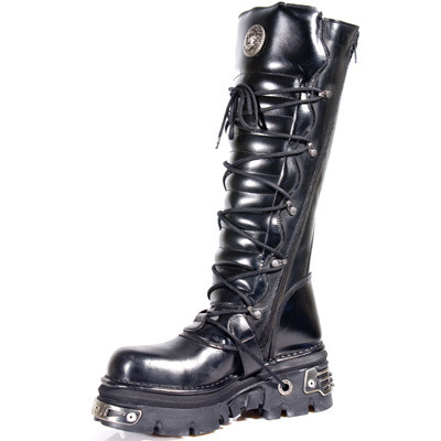 boots NEW ROCK METALLIC M.272-S1