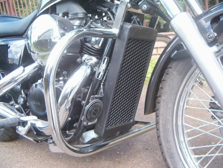 front engine guards EXTRA HONDA VT 750 S (RC58)