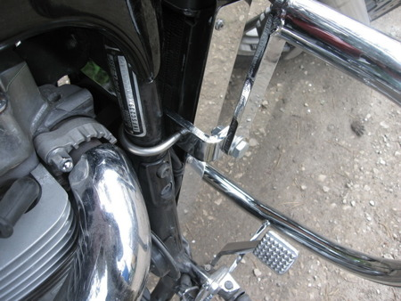 front engine guards STANDARD 2 HONDA VT 1100 SHADOW SPIRIT C (SC23)