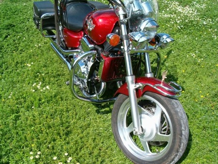 front engine guards STANDARD HONDA VF 750 C MAGNA