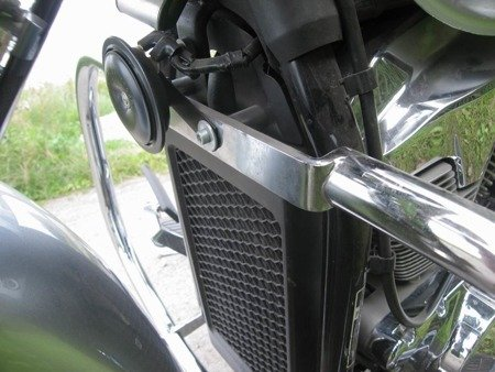 front engine guards incurved STANDARD HONDA VTX 1300 R/S/T RETRO
