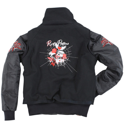 jacket RUSTY PISTONS BEWERLY RED
