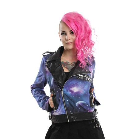 jacket VIXXSIN GALAXY
