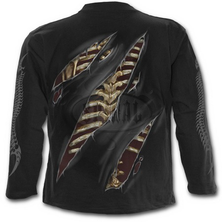 long sleeve T-Shirt SPIRAL DEVILS MARK