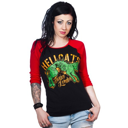 long sleeve T-Shirt TOXICO HELLCATS