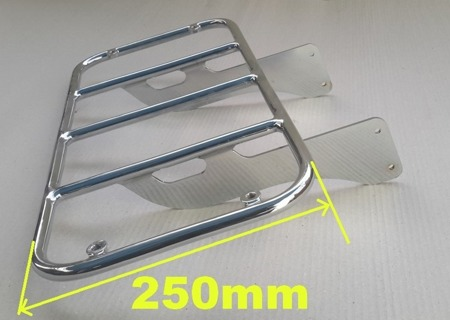 luggage rack MODEL 1 EXTRA HONDA VF 750 C MAGNA