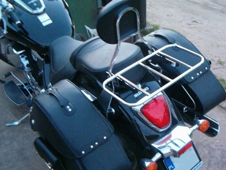 luggage rack MODEL 1 EXTRA SUZUKI C 1800R INTRUDER